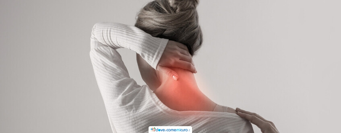 Dolore al collo o cervicalgia, cosa fare se non passa? Rimedi