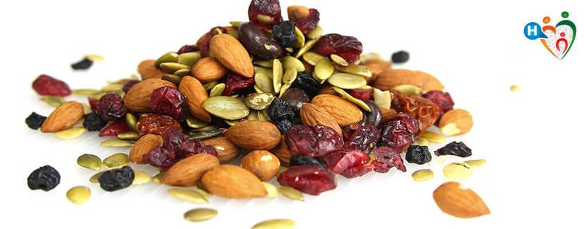 Frutta secca, antidoto formidabile