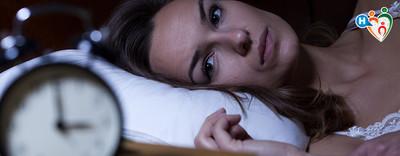 Cibo e sonno non vanno d'accordo