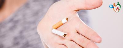 Fumo, anche minimo, sempre nocivo