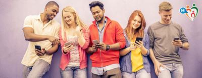Smartphone: trovato il nome che ne indica la dipendenza
