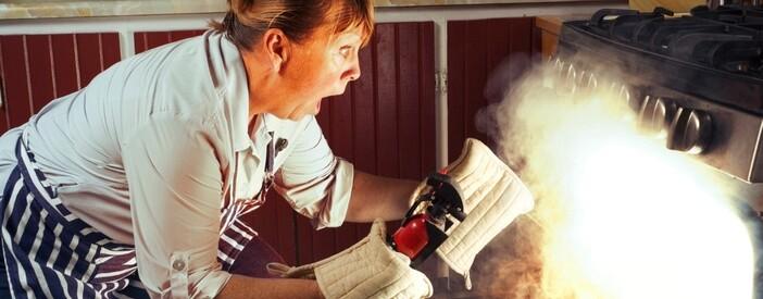 Ustioni casalinghe: cosa fare e come gestire l'emergenza