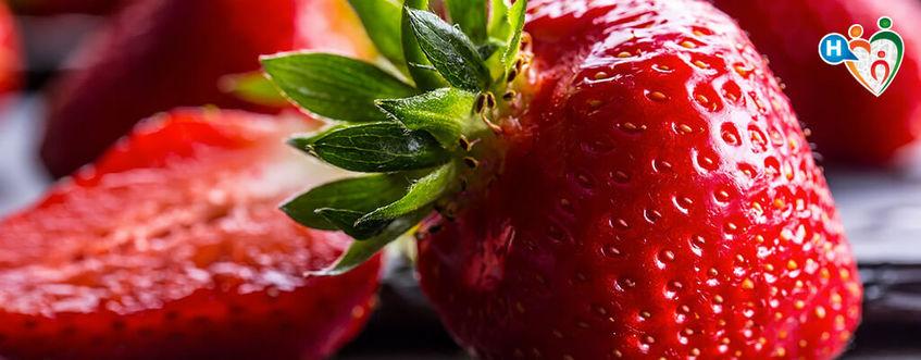 La novità contro il tumore al seno arriva dalle fragole