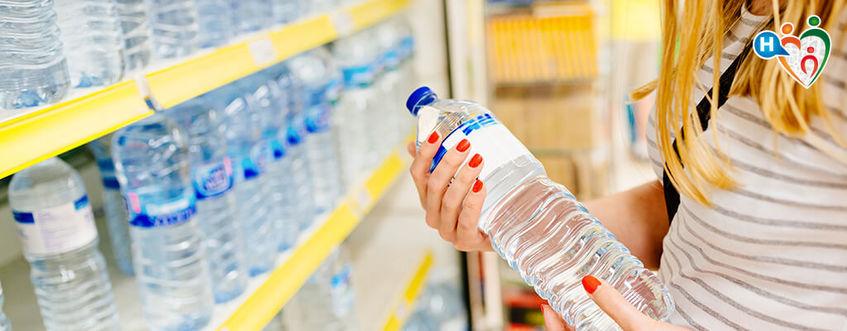 Scegliere l'acqua giusta: come?