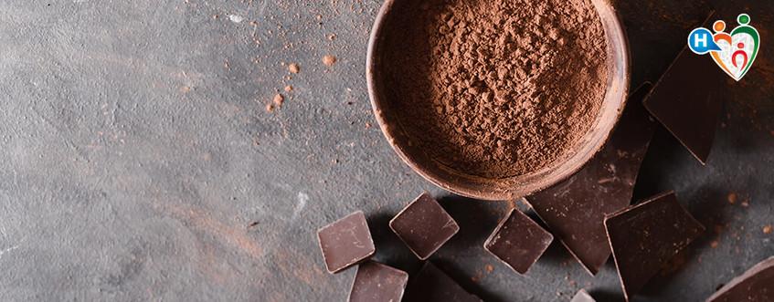 Cacao e cioccolato: il benessere va alla testa