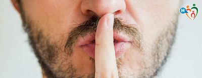 Troppi segreti fanno male alla salute