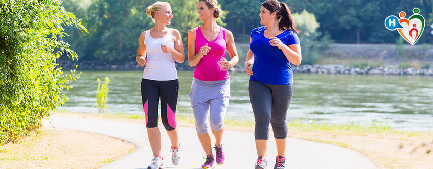 Correre chiacchierando salva la salute