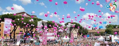 Komen: insieme per la lotta al tumore al seno