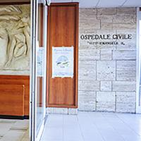 Ospedale Vittorio Emanuele II di Bisceglie - ASL Barletta-Andria-Trani