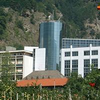 Ospedale di Silandro - AS Alto Adige