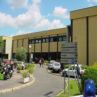 Ospedale Sandro Pertini di Roma - ASL Roma 2