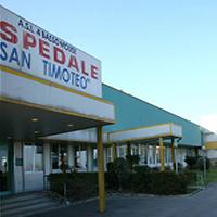 Ospedale San Timoteo - Azienda Sanitaria Regionale del Molise