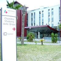 Presidio Ospedaliero Madonna delle Grazie di Matera - ASL Matera