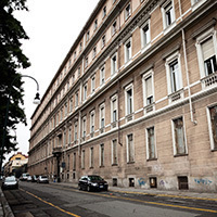 Presidio Ospedaliero San Giovanni Antica Sede (SGAS) - A.O.U. Città della Salute e della Scienza