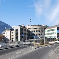 Ospedale Regionale Umberto Parini di Aosta - USL Valle D'Aosta