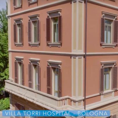 Villa Torri Hospital: video istituzionale