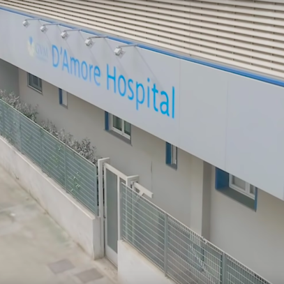 D'Amore Hospital: video istituzionale