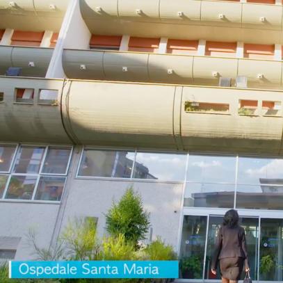 Ospedale Santa Maria: video istituzionale