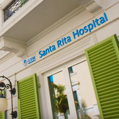 Santa Rita Hospital: video istituzionale