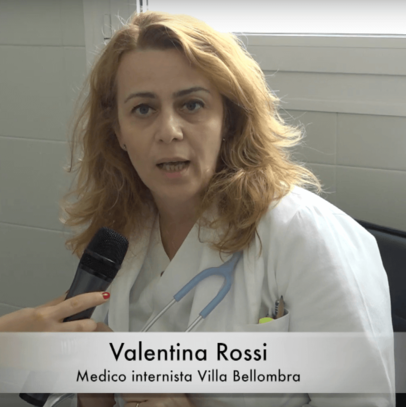 Il medico internista a Villa Bellombra: chi è e di cosa si occupa?