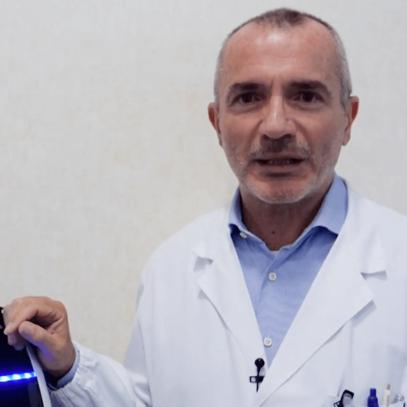 Occhio secco: il trattamento con la luce pulsata