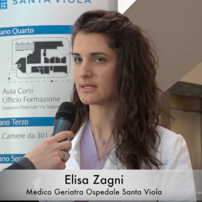 Ospedale Santa Viola: riabilitare un paziente allettato si può!