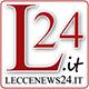 Lecce news 24 logo 80